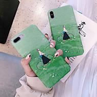 tanie -Kılıf Na Jabłko iPhone 8 Plus / iPhone XS Max Wzór Osłona tylna Dachówka Twardość PC na iPhone XS / iPhone XR / iPhone XS Max