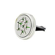 billige -mælkebøtte mønster bil styling stikkontakt parfume klip udluftning air freshener æterisk olie diffusor