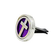 billige -kryds mønster bil styling stikkontakt parfume klip udluftning luftfriskere essentielle olie diffusor