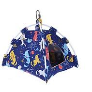 abordables -Pájaro Perchas y Escaleras Tejido Oxford Amigable con las Mascotas / Juguete del foco / Juguetes de felpa y tela 22 cm