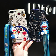 cheap -Case For Apple iPhone XS Max / iPhone 6 with Stand / Pattern Back Cover Cartoon Soft TPU for iPhone XS / iPhone XR / iPhone XS Max
