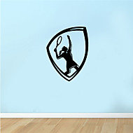 cheap -Decorative Wall Stickers - Plane Wall Stickers Still Life / Shapes Bedroom / Indoor