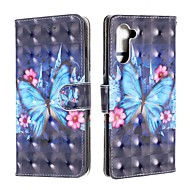 povoljno -Θήκη Za Samsung Galaxy Note 9 / Galaxy Note 10 / Galaxy Note 10 Plus Novčanik / Utor za kartice / Otporno na trešnju Korice Rukav leptir PU koža