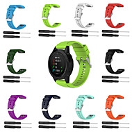 billige -urbånd til fenix 5x / fenix 3 timer / fenix6x garmin sport band silikone håndledsrem