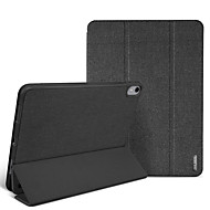 cheap -Case For Apple iPad Pro 12.9''(2018) Shockproof / with Stand / Auto Sleep / Wake Up Full Body Cases Solid Colored PU Leather / TPU