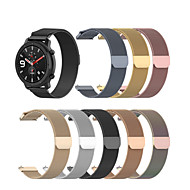 cheap -Watch Band for Amazfit  GTR  42mm / Amazfit  GTR  47mm Amazfit Milanese Loop Stainless Steel Wrist Strap