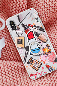 cheap -Case For Apple iPhone XR / iPhone XS Max Ring Holder Back Cover Sexy Lady / Cartoon Soft TPU for iPhone XS / iPhone XR / iPhone XS Max