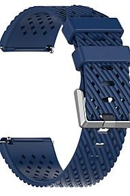 tanie -Watch Band na Fitbit Versa / Fitbit Versa Lite Fitbit Pasek sportowy Silikon Opaska na nadgarstek