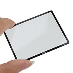 fotga® premium LCD-scherm panel protector glas voor Canon EOS 7D