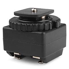 c-n2 PC Flash zapata de sincronización adaptador para Canon Nikon D-SLR como SC-2