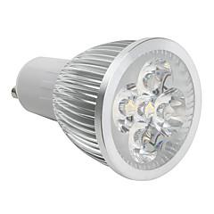 GU10 Focos LED MR16 5 leds LED de Alta Potencia 450lm Blanco Cálido AC 85-265