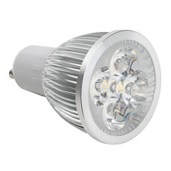 cheap LED Bulbs-450 lm GU10 LED Spotlight MR16 5 leds High Power LED Warm White AC 85-265V