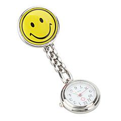 preiswerte Damenuhren-Damen Armbanduhr Armbanduhren für den Alltag Legierung Band Süßigkeit / Modisch Silber