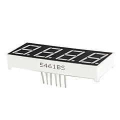 0,56 cala 4 cyfrowy LED dynamiczny anoda wyświetlacz (czerwony)