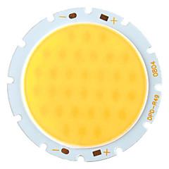 abordables LEDs de Alta Potencia-COB 1440-1600 lm Aluminio / El plastico Chip LED 16 W