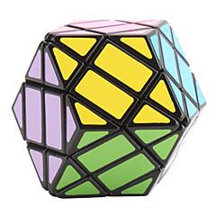 halpa Arvoituskuutio-epäsäännöllinen dodecahedron visainen iq palapeli magic cube (punainen)