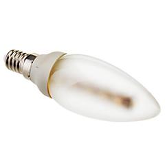 お買い得  LED 電球-3 W 130-180 lm E14 LEDキャンドルライト C35 16 LEDビーズ SMD 5050 装飾用 温白色 220-240 V / # / RoHs