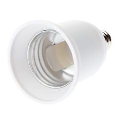 billige LED-tilbehør-e12 til e27 ledet pære socket adapter høj kvalitet belysning tilbehør