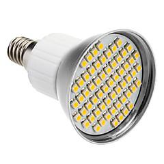 お買い得  LED 電球-SENCART 240lm E26 / E27 LEDスポットライト PAR38 60 LEDビーズ SMD 3528 温白色 85-265V