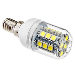 preiswerte LED-Birnen-3W 5500lm E14 LED Mais-Birnen T 27 LED-Perlen SMD 5050 Natürliches Weiß 220-240V
