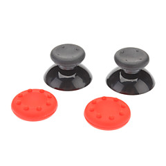 Set of Replacement Joysticks for Xbox 360 Controller (Assorted Colors)