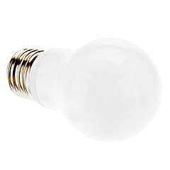 E26/E27 LED-globepærer A60(A19) 12 leds SMD 3328 Varm hvid 3000lm 3000KK Vekselstrøm 220-240V
