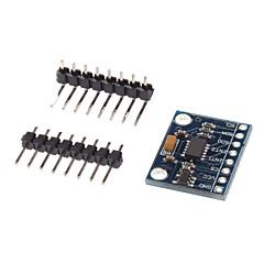 お買い得  センサー-ADXL345デジタル3軸重力加速度センサモジュール