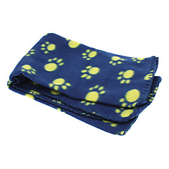 cheap Dog Supplies & Grooming-Cat Dog Towel Cleaning Pet Blankets Cartoon Soft Rainbow For Pets