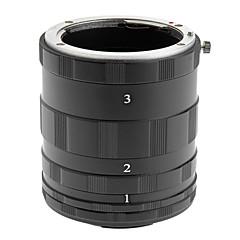 Tubo de extensión macro Set para Nikon AI