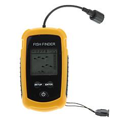 お買い得  その他釣り用品-超音波式魚群探知機 水深範囲100m SetHHF-20099
