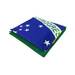 abordables Herramientas de Broma-Bandera nacional de Brasil