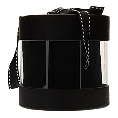 tanie -Pudełka na biżuterię Akrylowy / Papierowy Czarny