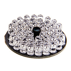 48-LED Infrared Board Illuminator dla 60mm-Shell kamery CCTV