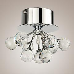 CABARRUS - Muurlamp Bloemen Stijl van Kristal