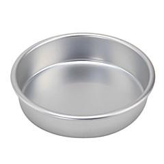 お買い得  ベイキング用品&ガジェット-ベークツール アルミ ケーキ / クッキー / パイ ベーキング皿・フライパン 1個