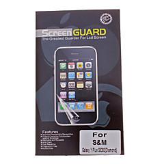 Diamante professionale Motivo Film anabbagliante della protezione dello schermo LCD per Samsung Galaxy Y S5303 Plus.