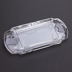 cheap PSP Accessories-Crystal Clear Hard Case for PSP 3000 3002