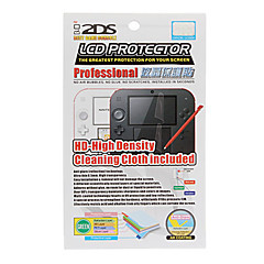 cheap Nintendo DS Accessories-Professional Led Screen Protector for 2DS