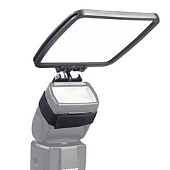 difusor de flash softbox para 600EX 580EX 430EX sb-910 SB-900 SB-700 HVL-F36AM F42AM F32X F58AM
