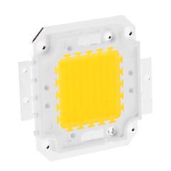 DIY 50W 3950-4000lm 1500mA 3000-3500K Warm White Light Zintegrowany moduł LED (30-36V)