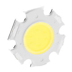 voordelige Krachtige LED's-DIY 3W 250-300LM 300mA 5500-6000K Cool White Light Integrated LED Module (9-11V)