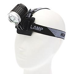 LED-Zaklampen Handzaklampen LED 3600 Lumens 4.0 Modus Cree XM-L T6 voor Kamperen/wandelen/grotten verkennen Dagelijks gebruik Fietsen