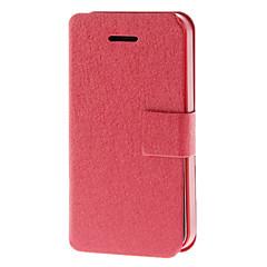 Недорогие Кейсы для iPhone 4s / 4-шелк зерна полный bady случае для iphone 4 / 4s (сортированный цвет) iphone случаях