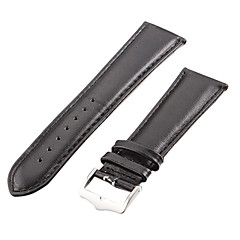 Unisex 24mm Leather Watch Band (Assorted Colors) Cool Watch Unique Watch