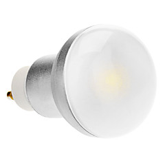 cheap LED Bulbs-SENCART 7W 450-500 lm GU10 LED Globe Bulbs 1 leds COB Cold White AC 85-265V