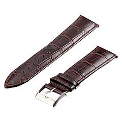preiswerte Herrenuhren-Uhrenarmbänder Leder Uhren Zubehör 0.005 Gute Qualität