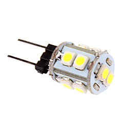 1W G4 Ampoules Maïs LED T 10 diodes électroluminescentes SMD 2835 Blanc Froid 60-80lm 5500-6500K DC 12V