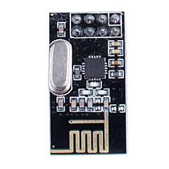 halpa Moduulit-2.4GHz Antenna Langaton NRF24L01 + lähetin - musta