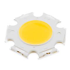 tanie LEDy wysokiej mocy-diy 3w 250-300lm 300ma 3000k ciepłe białe światło zintegrowany moduł led (9-11 v)