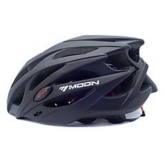 ieftine -MOON Pentru femei Bărbați Unisex Bicicletă Cască 25 Găuri de Ventilaţie Ciclism Ciclism montan Ciclism stradal CiclismL: 58-61CM M: